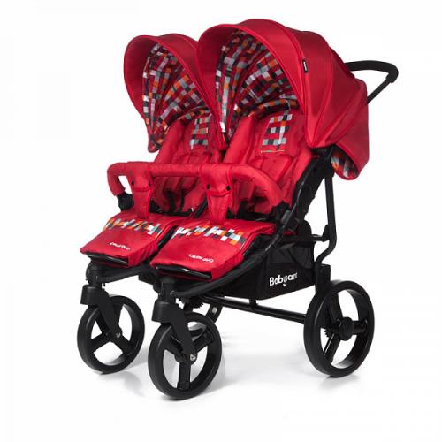 Детская коляска для двойни Baby Care Cruze Duo