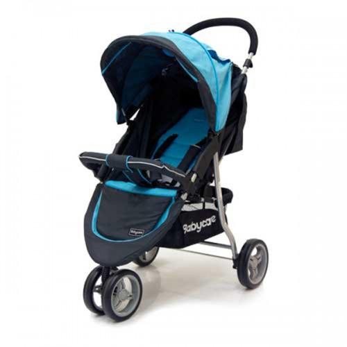 Детская прогулочная коляска Baby Care Jogger Lite