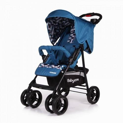 Детская прогулочная коляска Baby Care Voyager