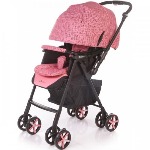 Детская прогулочная коляска Jetem Graphite