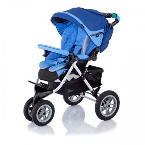 Детская прогулочная коляска Jetem Prism S-901W