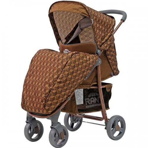 Детская прогулочная коляска Rant Kira